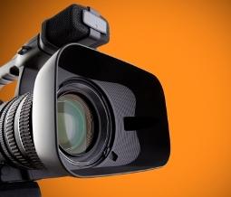 webcast and camera