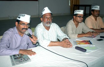 05  Am Admi Party Press meet in Bhubaneswar