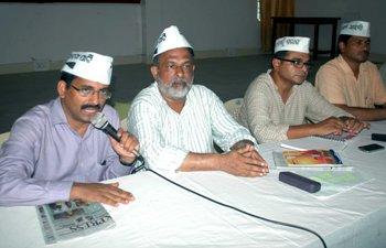 05  Am Admi Party Press meet in Bhubaneswar