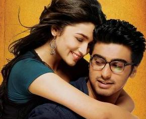 Romance in '2 States""