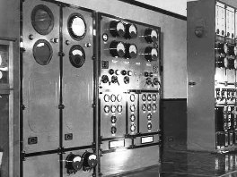 Power Control Room