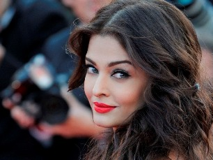 Aishwarya Rai at L-O'real Paris' red carpet show at Cannes