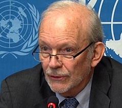 Anthony Lake, Unicef chief