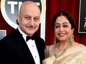Anupam & Kirron Kher
