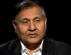 Aslam Beg, Former Pak Army chief
