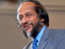 Dr Rajendra Pachauri ( source: news.yale.edu)