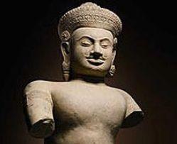 Duryodhana statue Cambodia