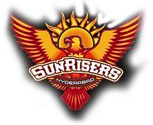 IPL team Sun Risers Hyderabad.