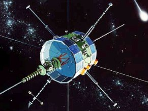 International Sun-Earth Explorer-3 (ISEE-3)  ( source:skyandtelescope.com)