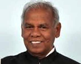 Jitan Ram Manjhi, CM, Bihar