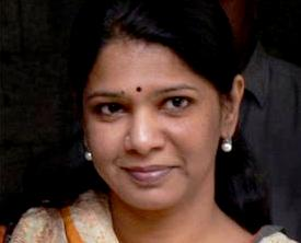 Kanimozhi, DMK MP