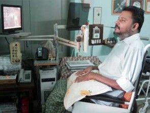 MP Anil Kumar  (courtesy:soldierscorner.blogspot.com)