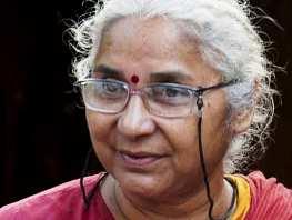 Medha Patkar (source:dnaindia.com)