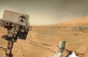 NASA Rover Selfie (source: NASA)