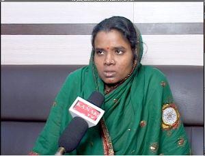 Padmini Nayak talking to Kanak TV
