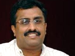 Ram Madhav, RSS spokesperson