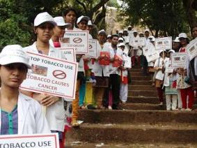 SOA World No Tobacco Day