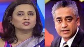 Sagarika Ghose, Rajdeep Sardesai