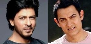 Shahrukh & Aamir Khan
