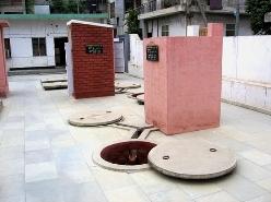 Sulabh-Toilet