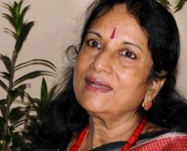 Vani Jayaram ( source : thehindu.com)