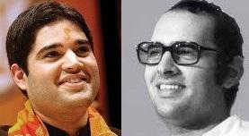 Varun - Sanjay Gandhi