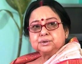 Madhabi Mukherjee ( source ; banglatorrents.com)