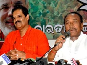 KV Singhdeo Bijoy Mohapatra