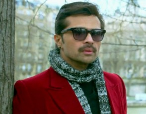 Himesh in The Xpose