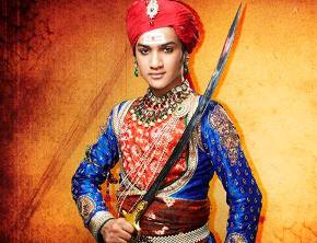 Faisal Khan as youn Rana Pratap