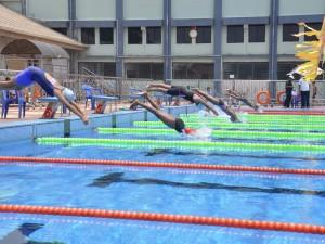Odisha Swimming  Championship