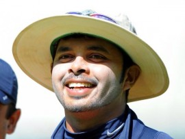 Sreesanth ( source: khelnama,.com)