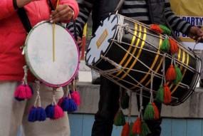 Band Celebration Drums