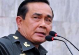 Thailand Army chief Gen. Prayuth Chan-ocha