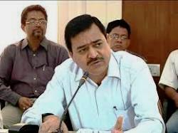 JK Mohapatra, Chief Secretary