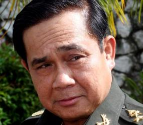General Prayuth Chan-ocha (source : AP )