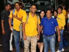 Dhoni Chennai Super Kings