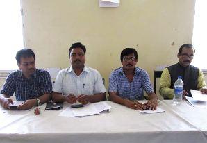 RTI activists OSAA SIET