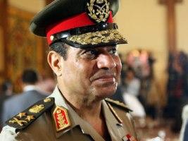 Abdel-Fattah al-Sisi ( courtesy : the guardian.com)