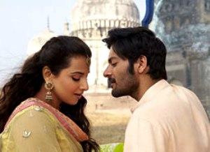 Ali with Vidya in Bobby Jasoos