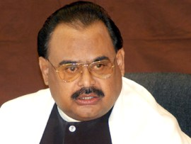 Altaf Hussain, MQM chief