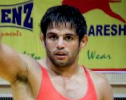 Amit Kumar Dhankar, Wrestler