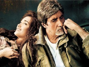 Jiah Khan in a film with with Amitabh Bachchan