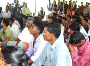 Anti Polavaram meeting