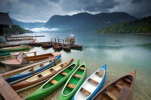 Bohini Lake, Slovenia