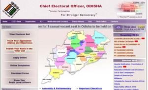 CEO odisha poll