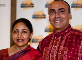 Deepti Naval & Rajit Kapoor
