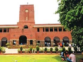 Delhi's St.Stephens College