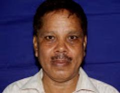 Prof S. Pasupalak, Agrometeorologist