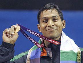 Weighlifter K Ravi Kumar